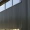 Steel cladding / stainless steel / smooth / textured NANO FACADE BACACIER 3S