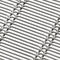 interior metal mesh / for facades / for curtain walls / solar shading