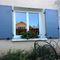 swing shutter / aluminum / window / thermal break