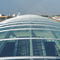 polycarbonate solar shading / conservatory / for shelters / for roofs