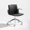 Contemporary office chair / on casters / star base / fabric CATIFA UP Arper