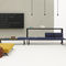 modular upholstered bench / contemporary / fabric / commercial