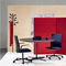 Contemporary office chair / adjustable / on casters / with armrests KINESIT  Arper