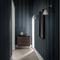 Contemporary wall light / chromed metal BESTLITE : BL7 by Robert Dudley Best GUBI