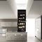 contemporary kitchen / laminate / U-shaped / lacquered