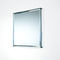 wall-mounted mirror / contemporary / rectangular / square