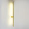 contemporary wall light / aluminum / LED / IP20AGUJA by Ricardo Bofill TallerDARK AT NIGHT NV