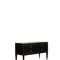 traditional chest of drawers / lacquered wood / solid wood