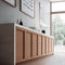 Contemporary kitchen / solid wood / island LEGNOVIVO2.6 GD Arredamenti