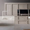 contemporary kitchen / solid wood / oak / island