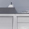 free-standing washbasin cabinet / ash / contemporary