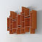 Modular bookcase / wall-mounted / contemporary / commercial RANDOMITO by Neuland Industriedesign MDF Italia