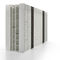 Modular bookcase / contemporary / commercial / lacquered MDF RANDOM 2C - 3C by Neuland Industriedesign MDF Italia