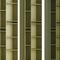 Modular bookcase / contemporary / commercial / lacquered MDF RANDOM 2C - 3C MDF Italia