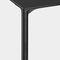 contemporary table / oak / steel / aluminum