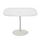 Contemporary table / lacquered aluminum / aluminum / round JOIN by Decoma Design Porro