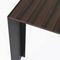 contemporary table / aluminum / rectangular / square