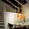 Pendant lamp / contemporary / outdoor / polycarbonate UTO by Lagranja Design FOSCARINI