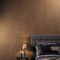 home wallcovering / non-woven / embossed / high-gloss