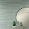Contemporary wallpaper / fabric / natural fiber / nature pattern NASHIRA Omexco