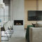 Bioethanol fireplace / contemporary / open hearth / built-in PRIMEFIRE IN CASING Planika