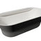 Free-standing bathtub / oval / natural stone STONE FREESTANDING BATHTUB L'ANTIC  COLONIAL by Porcelanosa