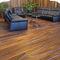 Engineered parquet flooring / glued / floating / oak TIGER OAK CC BRUSHED / NATURAL OIL MAFI