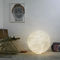Floor lamp / contemporary / in Nebulite® / LED LUNA : MOON in-es artdesign