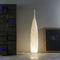 Floor lamp / contemporary / in Nebulite® / LED LUNA : TANK 1, TANK 2 in-es artdesign