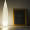 floor lamp / contemporary / in Nebulite® / LED