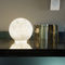 Table lamp / contemporary / in Nebulite® / LED LUNA : T.MOON in-es artdesign