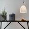 pendant lamp / contemporary / Laprene® / in Nebulite®