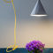 pendant lamp / contemporary / fabric / LED