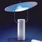 Table lamp / original design / aluminum TX1 cod.799 by Marco Ghilarducci 2007 Martinelli Luce Spa
