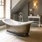 Freestanding bathtub / oval / composite / stone BW.BA Kenny&Mason
