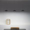 pendant lamp / contemporary / sandblasted glass / methacrylate