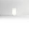 Table lamp / traditional / glass / white CPL PRANDINA