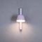 contemporary wall light / metal / polypropylene / LED