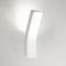 Contemporary wall light / blown glass / aluminum / thermoplastic PLATONE PRANDINA