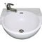 wall-mounted washbasin / Pietraluce® / contemporary