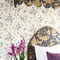 contemporary wallpaper / floral / non-woven / printed100/6027 SWEET PEACole&Son