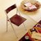 contemporary chair / folding / ash / contract