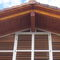 steel solar shading / for facades / orientable