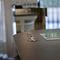 Composite countertop / kitchen / black DOMOOS Cosentino
