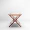 original design side table / oak / paper / rectangular
