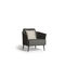 Contemporary armchair / fabric / rope / commercial CASCADE 1S MANUTTI