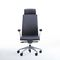 Contemporary executive chair / leather / swivel / on casters ELECTA  OFITA
