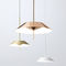 Pendant lamp / contemporary / polycarbonate / methacrylate MAYFAIR by Diego Fortunato VIBIA LIGHTING