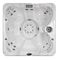 Above-ground hot tub / square / 7-seater / outdoor J-245™ Jacuzzi®