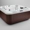Above-ground hot tub / square / 5-seater / 4-seater J-335™ Jacuzzi®